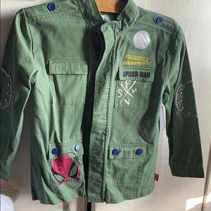 NWT Disney boy jacket 9/10